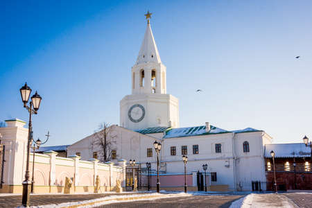 siervo: Kazan Kremlin. Republic of Tatarstan, of a Russian Federation Editorial
