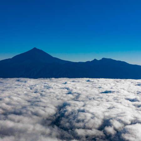 smolder: Pico del Teide, Tenerife.  the top of the volcano