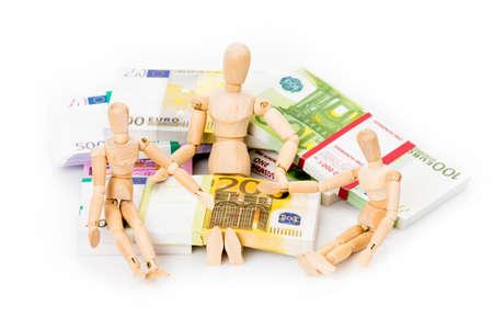 Money concept. Financial concept