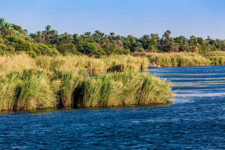 Nil in Ägypten. Leben am Nil