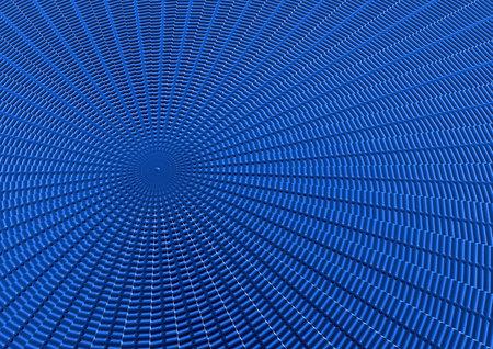 Blue Elegant Abstract Background. 3d render