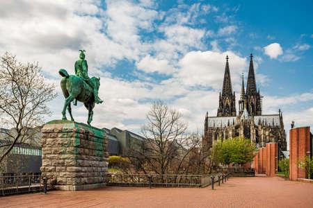 Cologne Cathedral Germany. Koelner Dom