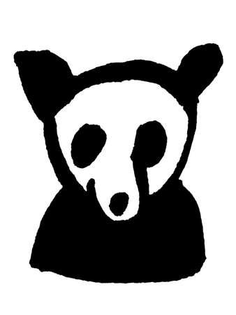 panda        版權商用圖片