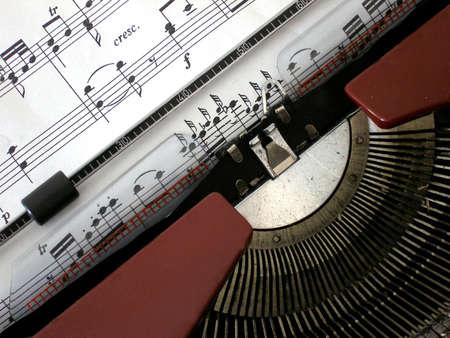 composing: composing