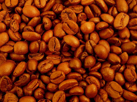 grains of coffee: granos de caf�