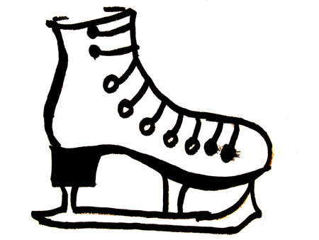 wintersports: skate