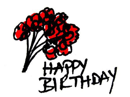 gratulation: birthday