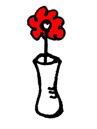 flourishing: flower