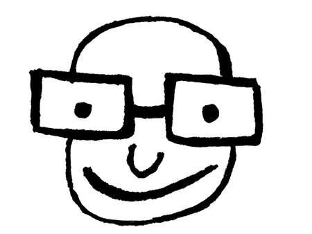 glasses       Stock fotó