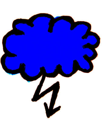 thunderstorms: cloud       Stock Photo