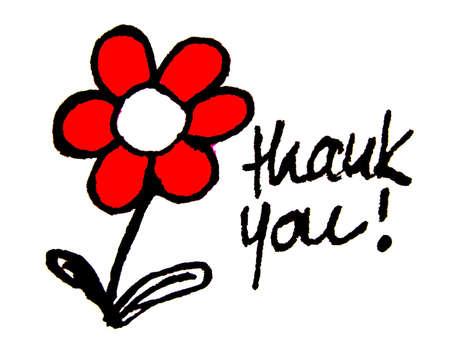 gratitude: thank you
