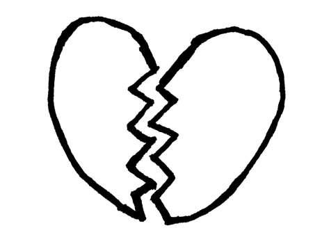 heartbreaking: heart