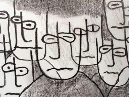 uniformity: crowd