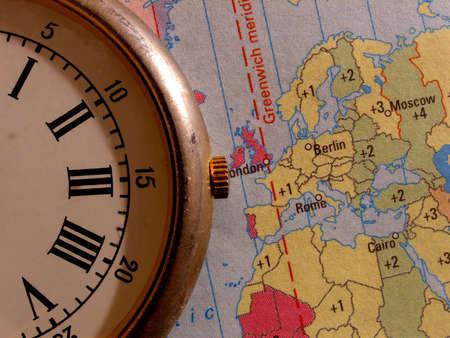 time zones: time zones