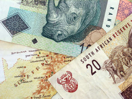 papermoney: south africa