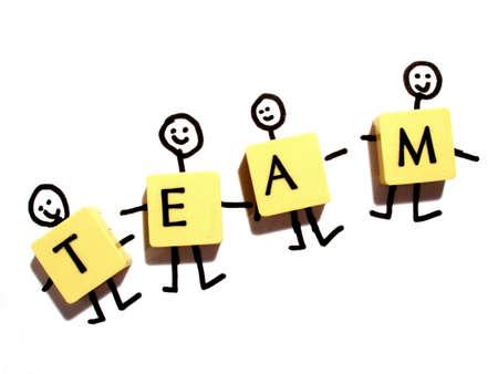 team Stock Photo - 4477118