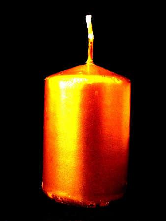candle Фото со стока - 6963427