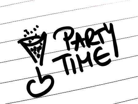 glas: party time
