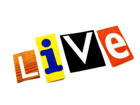 live: live