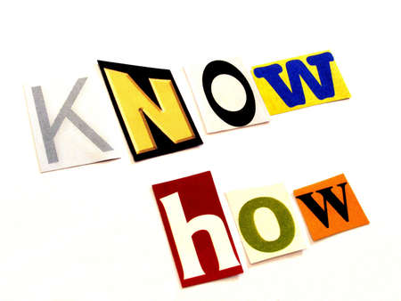 knwo how