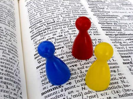 dictionary Stock Photo - 4861928