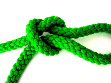 kink: green Stock Photo
