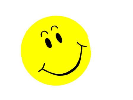 smiley faces: smiley