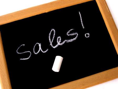annoucement: sales