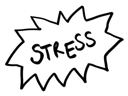 hectic: stress