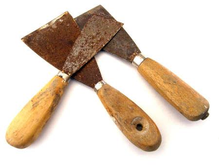 scraper: scraper Stock Photo