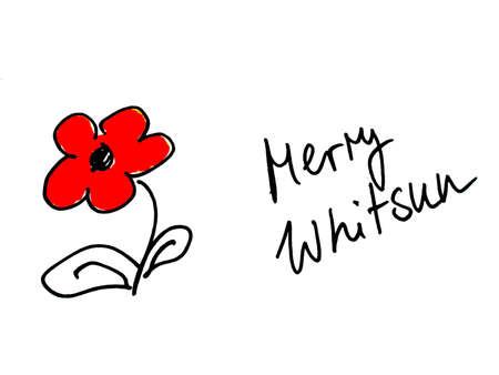 whitsun: merry whitsun
