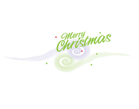 Merry Christmas header for holiday banner