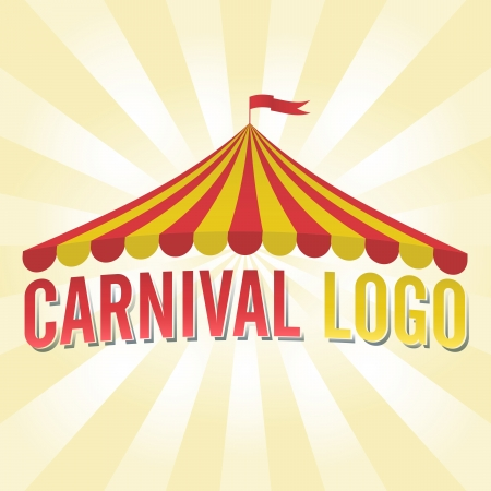 fun fair: Carnival Circus Logo