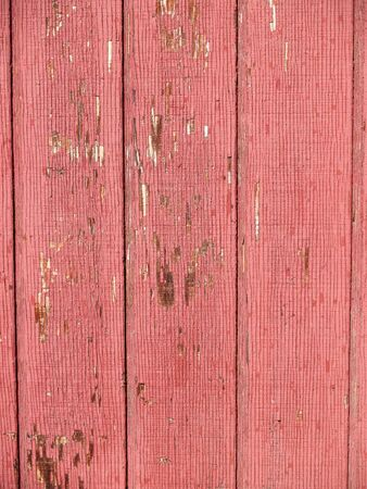 chipped: Grunge texture of the outside of a barn, with chipped paint. Stock Photo