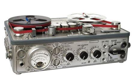 highend: Vintage high-end tape recorder