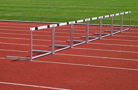 hindrance: Hurdles