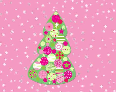christmas tree Stock Photo - 11280157