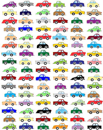cars collection photo