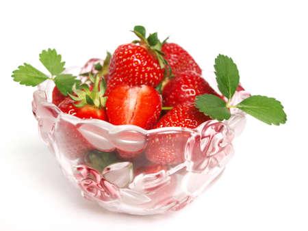 fruit eater: strawberries