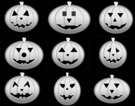 pumpkins collection photo