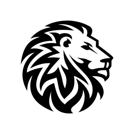 Lion head  design