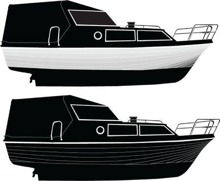 boat 2 - vector Stock Vector - 14799155