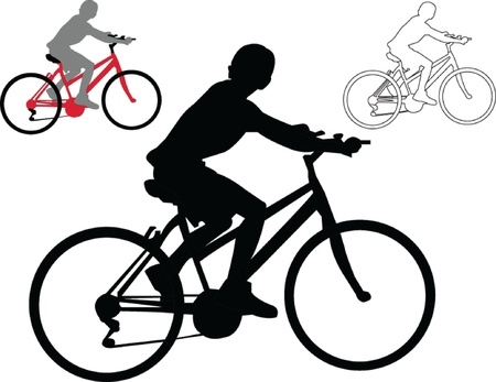 bike Stock Vector - 14854099