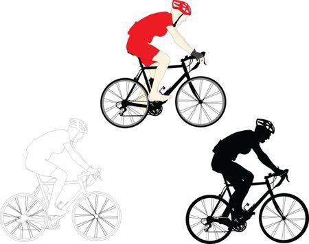 bikers Stock Vector - 14854138