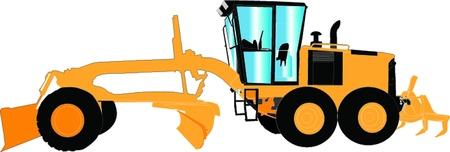 scraper - vector Illustration