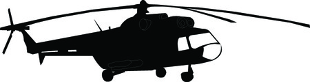 gratis: helicopter - vector