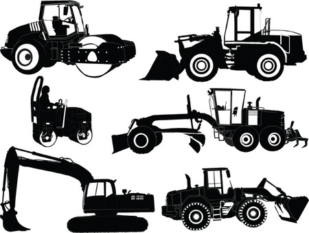 dredging tools: construction machines