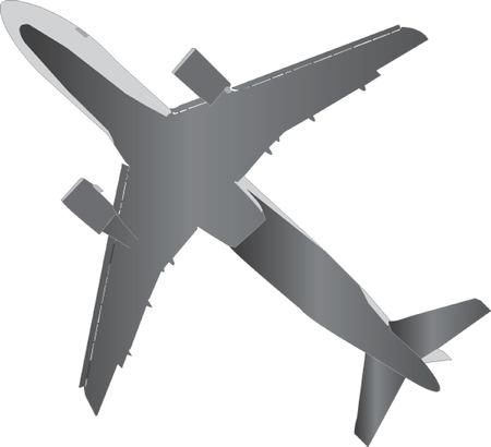 airplane  Vectores