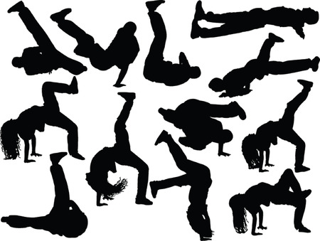 break dance collection