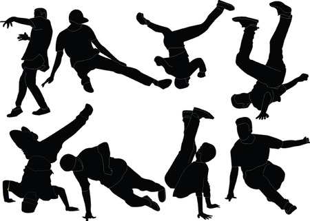 break dance collection